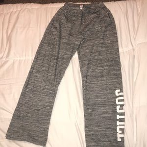 justice gray sweatpants